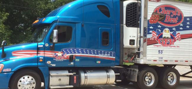 Produce Trucking