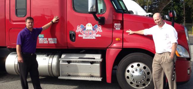Produce Trucking Company